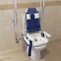 Rifton toilet seat-children-disabled holidays-The Algarve-Portugal