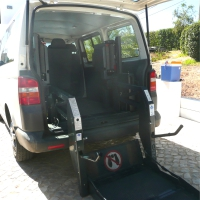 wheelchair accessible vehicle-disabled holidays-The Algarve-Portugal