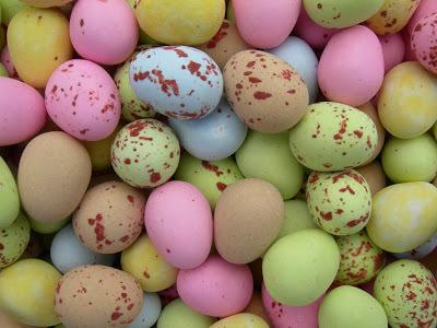 Choc Eggs