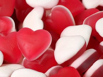 Mini Heart Jellys