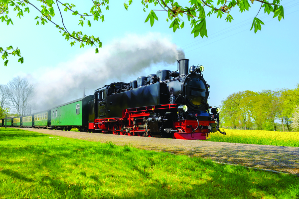 Steam Train Holidays