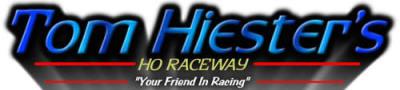 Heister's HO raceway