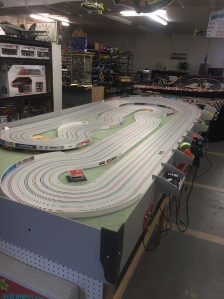 Bloomsburg slot car racing