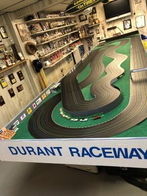Durant Raceway