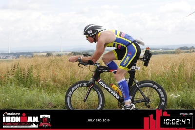 Andy @ Ironman Frankfurt