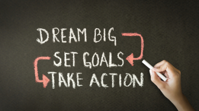 What does it take to achieve your goals?
