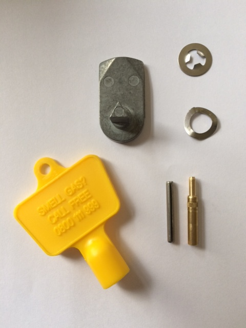 Meter box repair kits now with a metal meter box / door latch