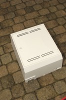 surface mounted gas box