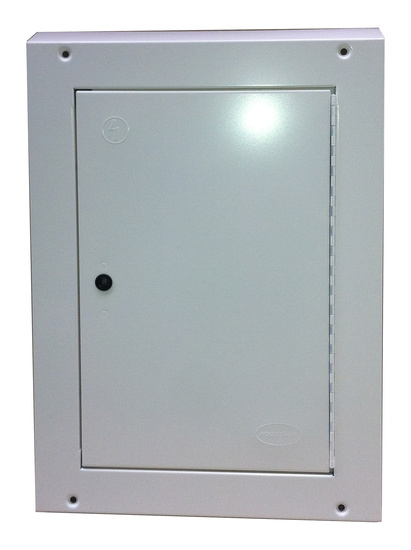Stainless Steel Overbox for either gas or electric meter box repairs