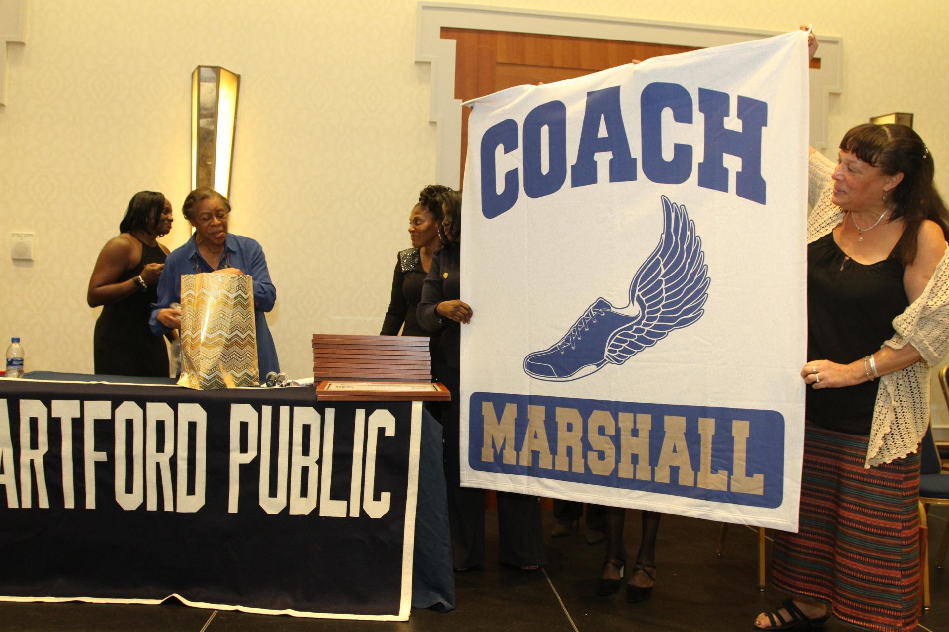 Coach Marshall