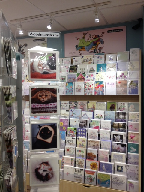 Cards, Stationery, Books & Gifts