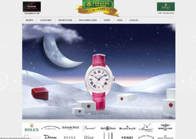 Hing Wa Lee Jewelers Website