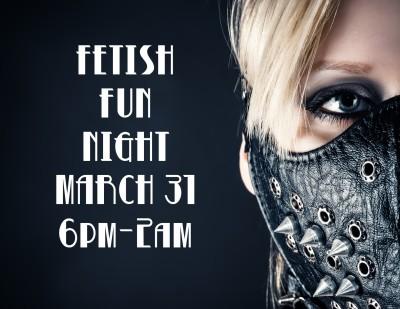 WSPC presents Fetish Fun Night