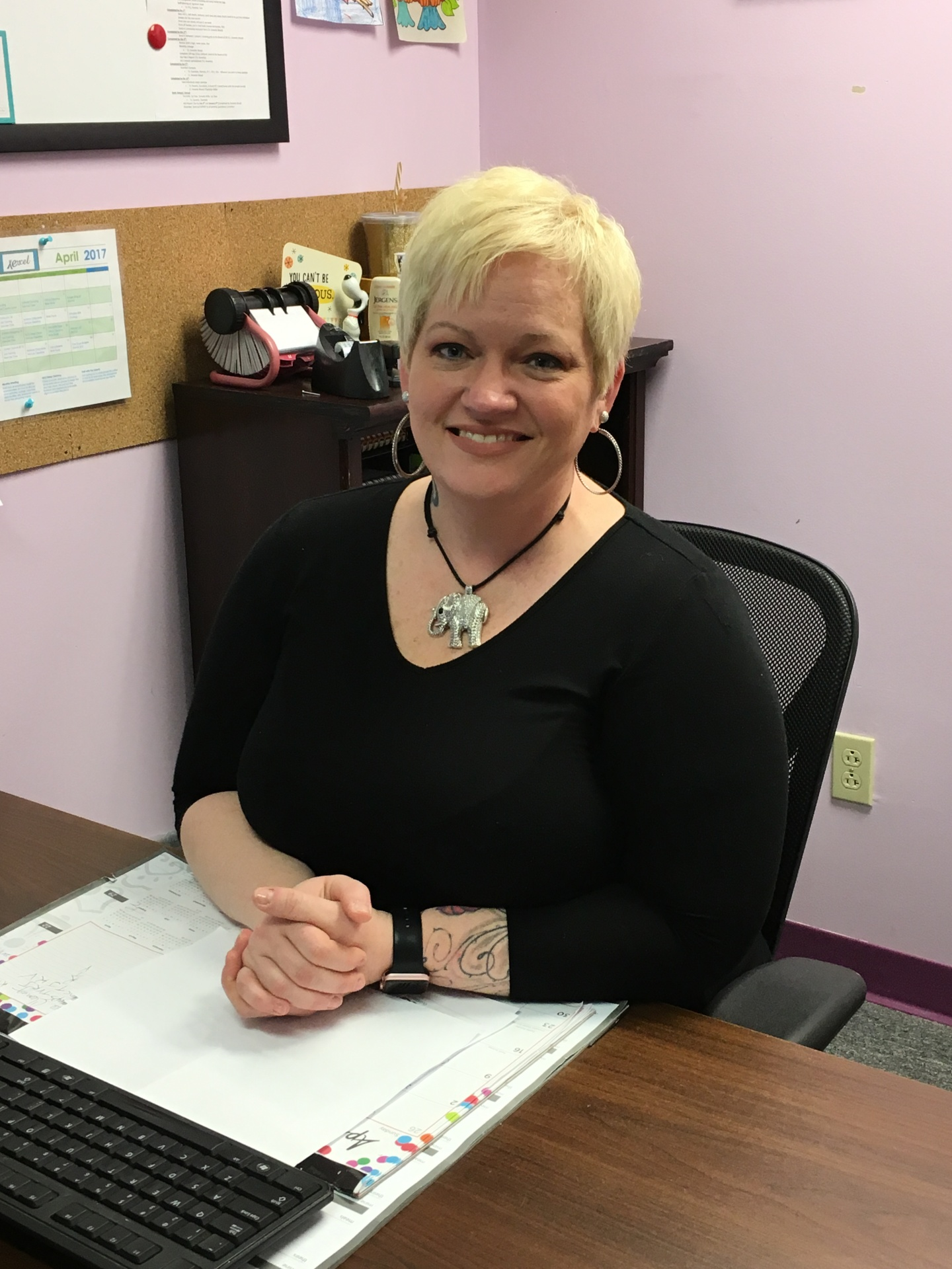 Mandy Grimm:  Program Coordinator