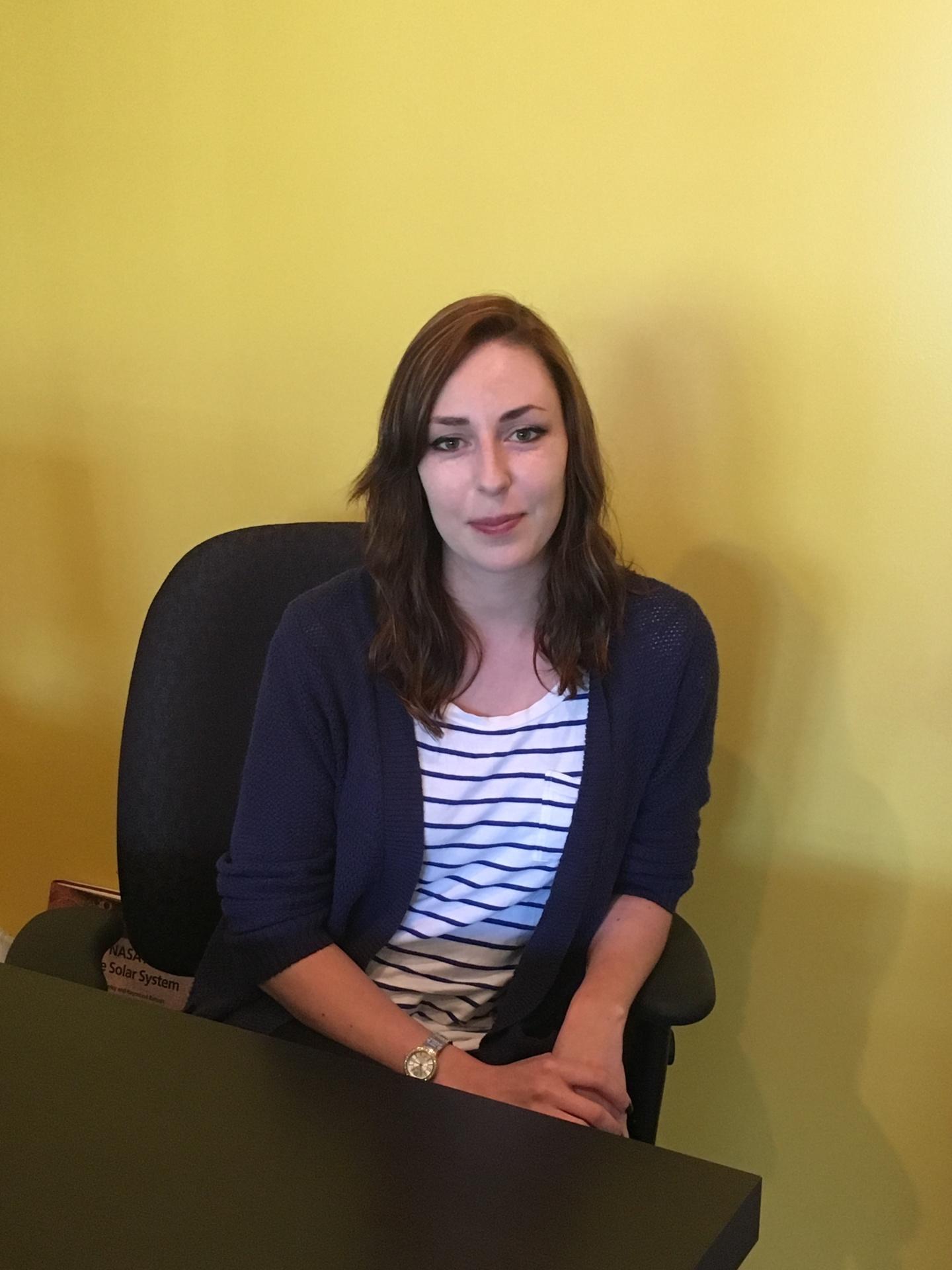 Kendra Van Zile: Program Coordinator