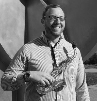 Eric Awah Soprano Saxophone