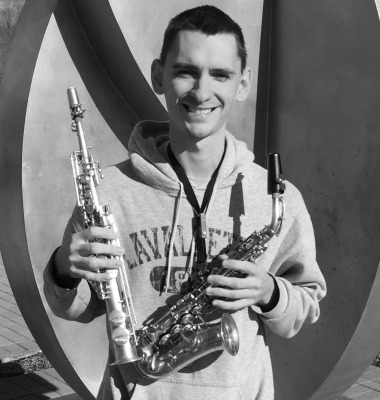 Ryan Mantell                      Sopranino & Soprano Saxophones