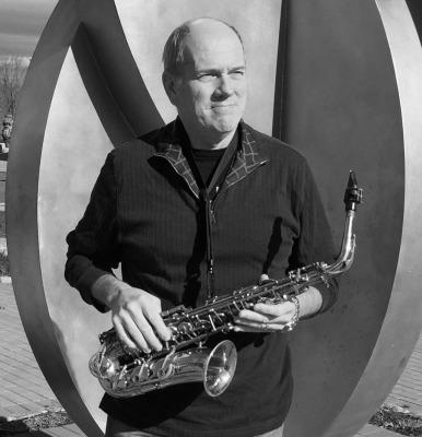 Jim Briggs Alto Saxophone