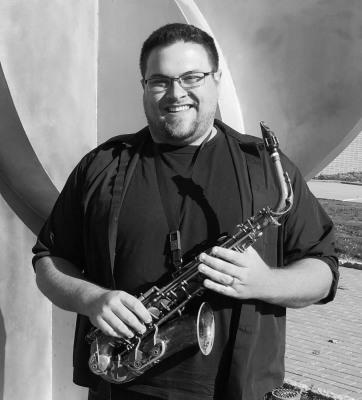Patrick Quinn Alto Saxophone