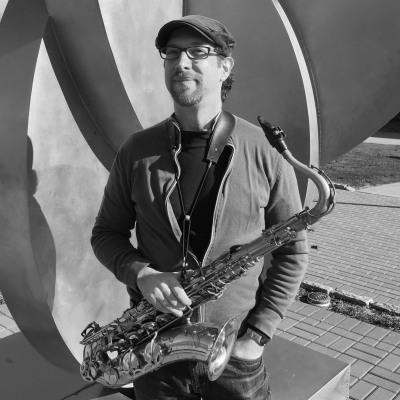 Dr. Christopher Brellochs Tenor Saxophonist