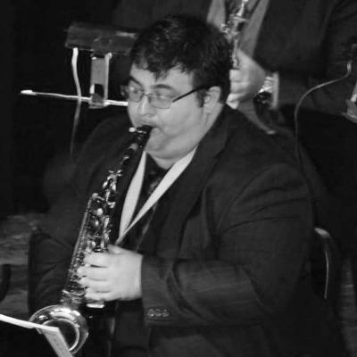Dan Shaut Alto Saxophone