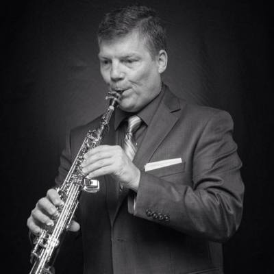Wayne Tice Alternate Saxophonist