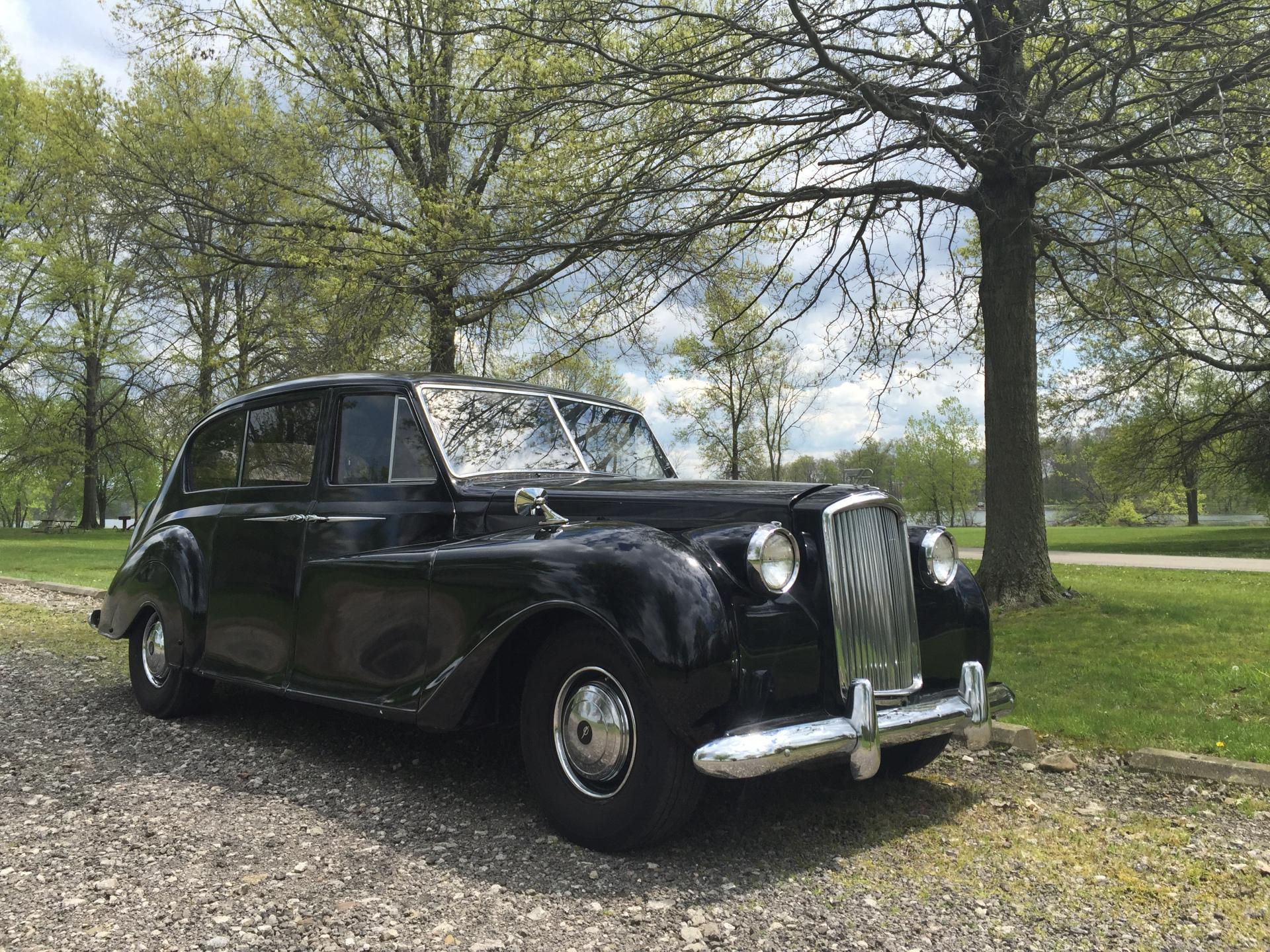 1966 Austin Princess Vanden Plas