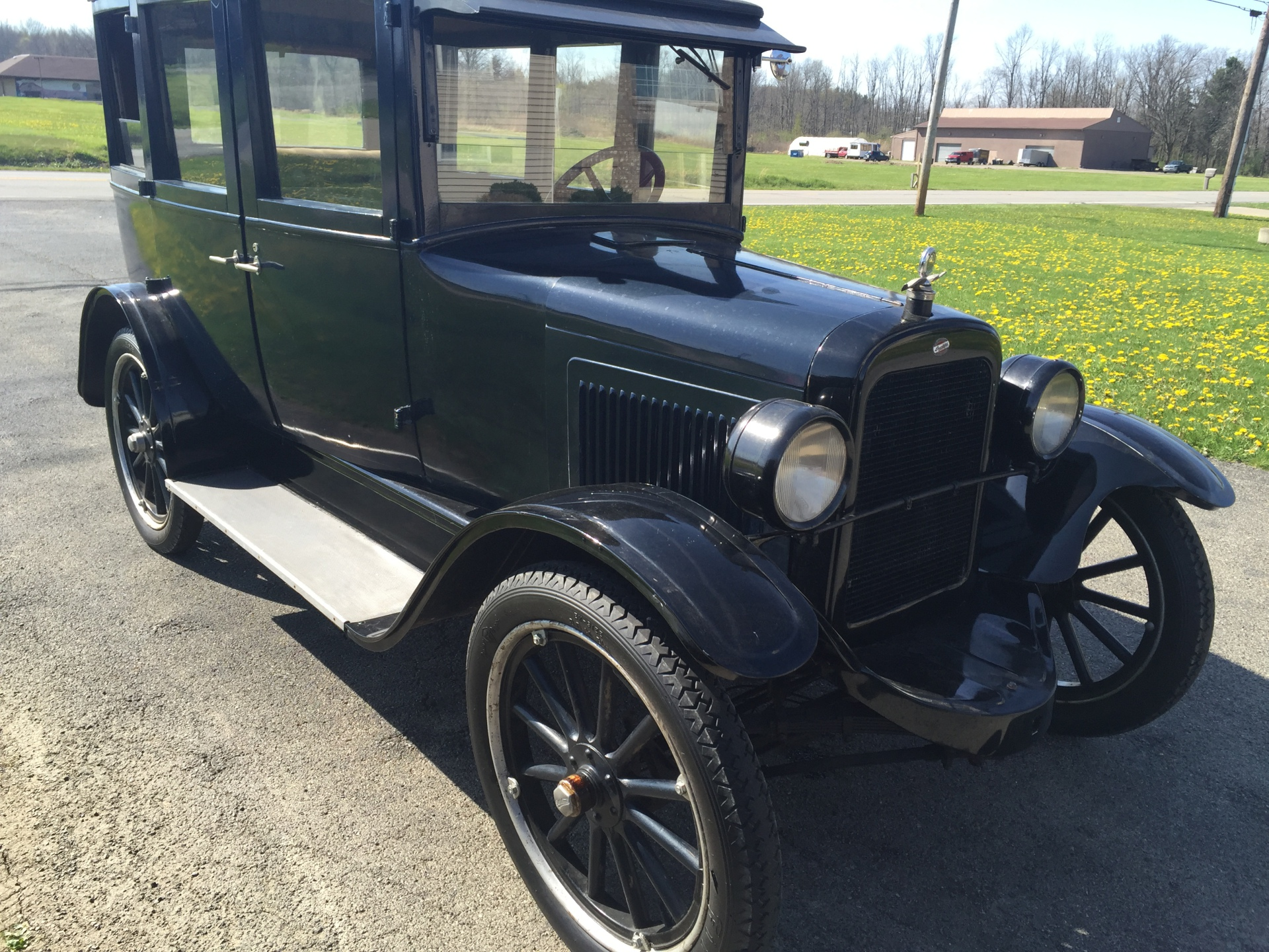 1924 Willys Overland Model 91