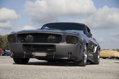 """1968 Mustang """"Quicksilver"""""""