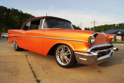 1957 Custom Chevy