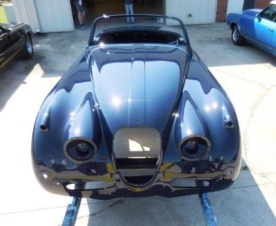 1959 XK150 Jag