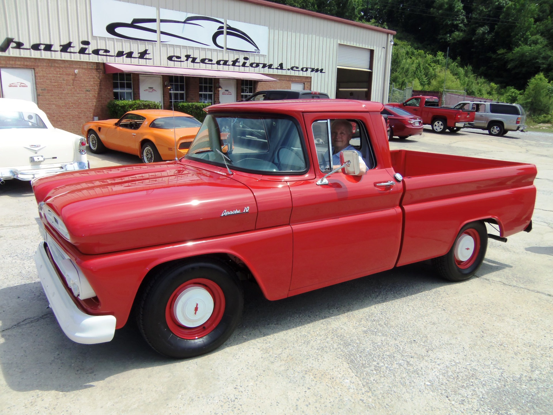 1961 Chevy Apache Pickup