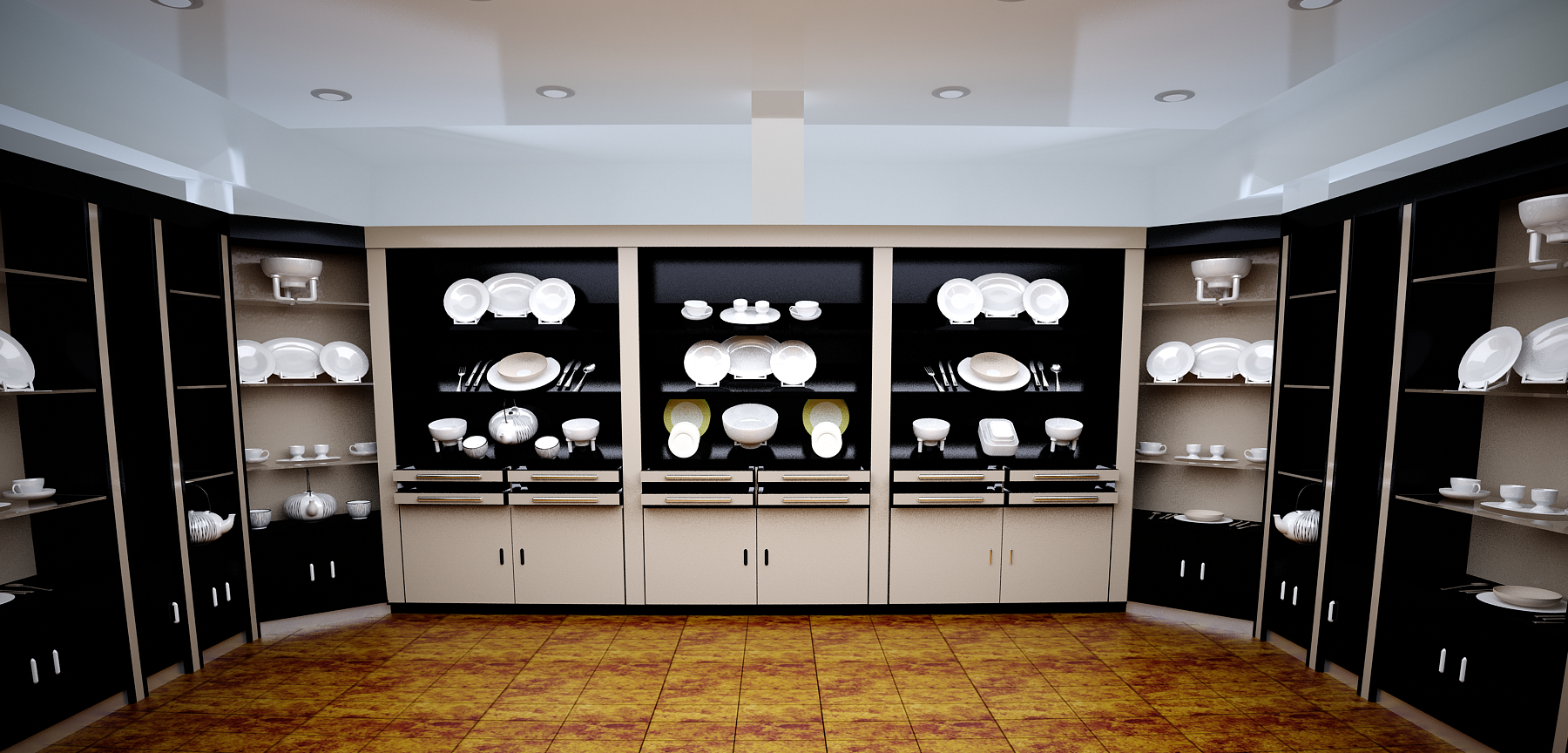 Modeling & Cabinets