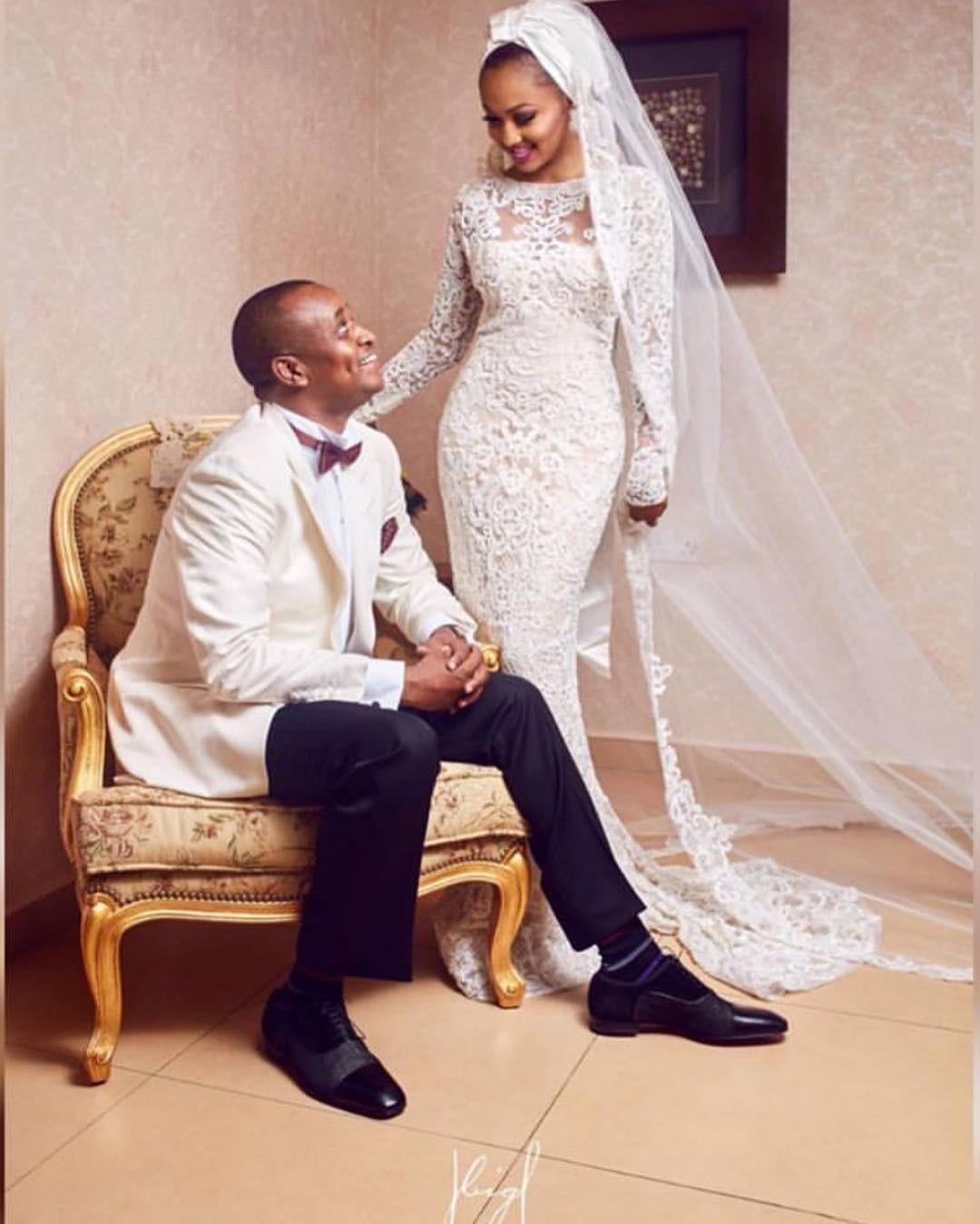 wedding vendor, nigerian muslim bridals