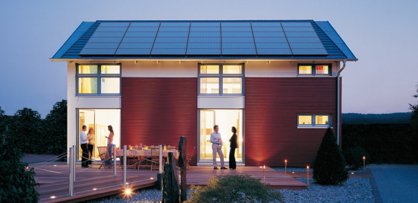 German Prefab Home