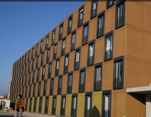 Prefab Apartments