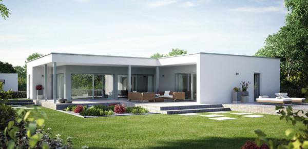 Kit Home Bungalow - Modern