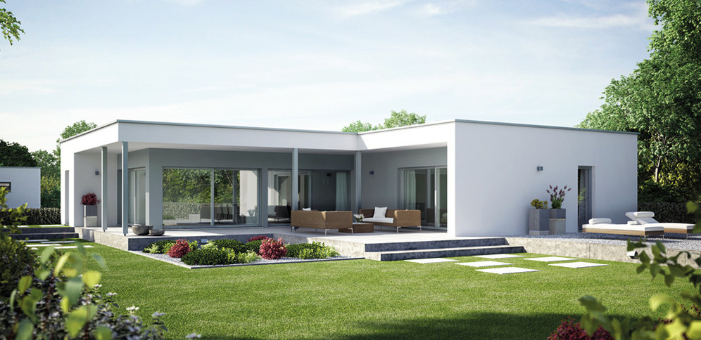 Prefab-kit-modern-bungalow