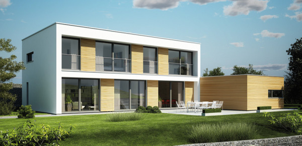 Modern Prefabricated Home