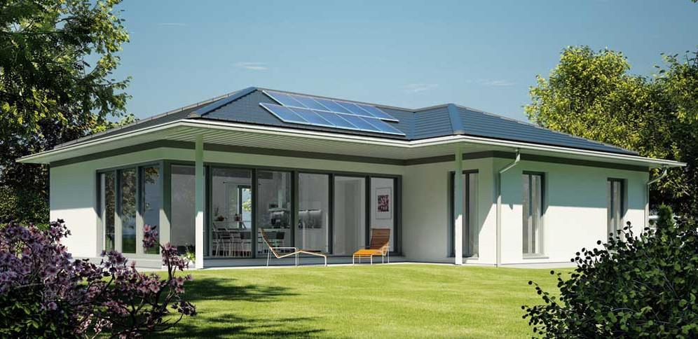 Prefab-kit-classic-bungalow