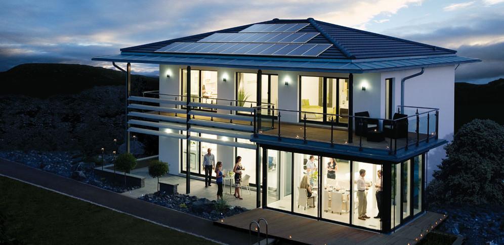 Large German Prefabricated Home