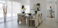 Dining Room Large Prefab Home