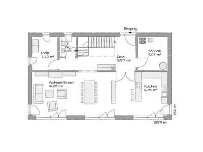 Zurich ground floor layout