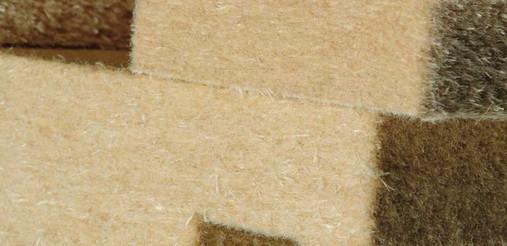 Wood fibre insulation board