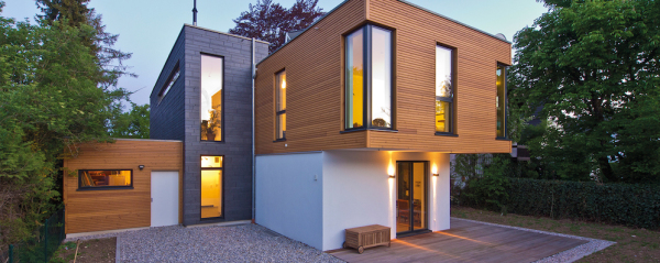 Passivhaus Prefabricated House