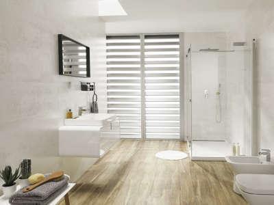 Tiles for prefabricated house