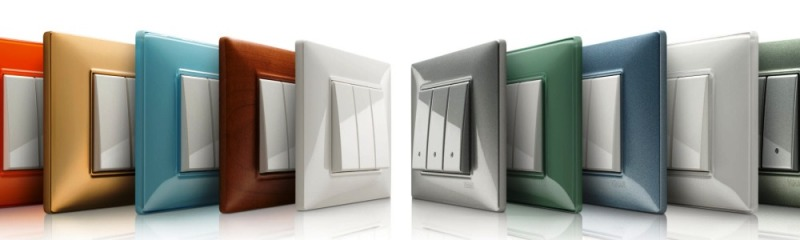 Vimar Light Switches