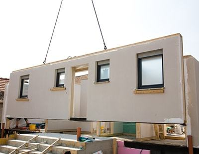 Prefabricated House Panel