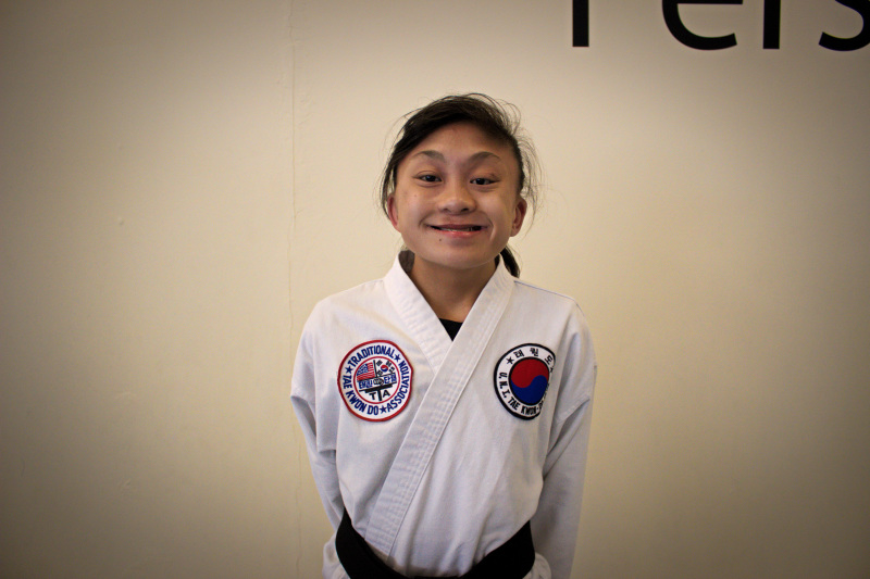 Student Highlight: Samantha Pasayan
