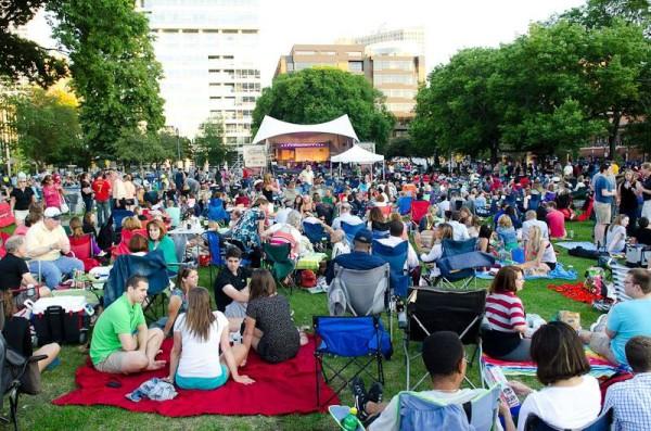 Jazz In The Park Milwaukee